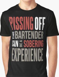 bartender t shirt, bartender hoodie, funny bartender Graphic T-Shirt