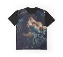 Jamie and Claire Outlander Graphic T-Shirt