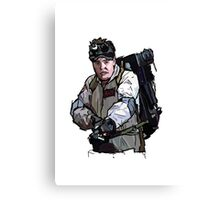 Ghostbusters - Ray Canvas Print