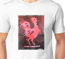 Buffalo Factory- Funky Rooster Unisex T-Shirt