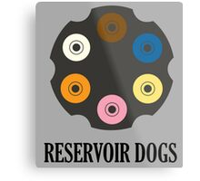-TARANTINO- Reservoir Dogs Metal Print
