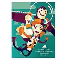 Toy Story Photographic Print