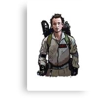 Ghostbusters - Peter Venkman (Bill Murray) Canvas Print