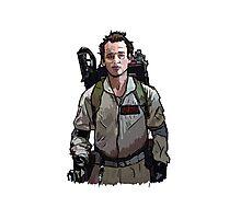 Ghostbusters - Peter Venkman (Bill Murray) Photographic Print