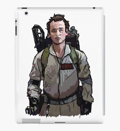 Ghostbusters - Peter Venkman (Bill Murray) iPad Case/Skin