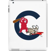 chicaho cubs iPad Case/Skin