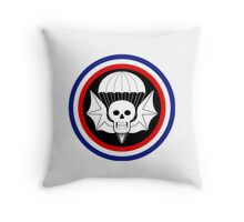 502nd Airborne Infantry Regiment - WWII Throw Pillow