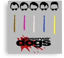 -TARANTINO- Reservoir Dogs Canvas Print