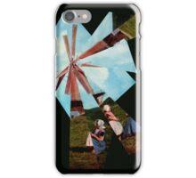 Windmill. iPhone Case/Skin