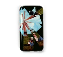 Windmill. Samsung Galaxy Case/Skin