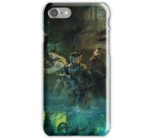 Call of Duty: Black Ops 3 Zombies - Zetsubou No Shima Artwork iPhone Case/Skin