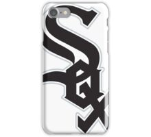 chicago white sox iPhone Case/Skin