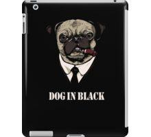 Dog In Black iPad Case/Skin