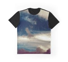 Evening cloudy sky Graphic T-Shirt