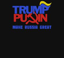 Trump Putin 2016 - Make Russia Great Again Unisex T-Shirt