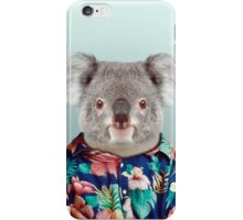animal in clothes iPhone Case/Skin