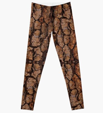 Im a Tree ! Stump  Leggings