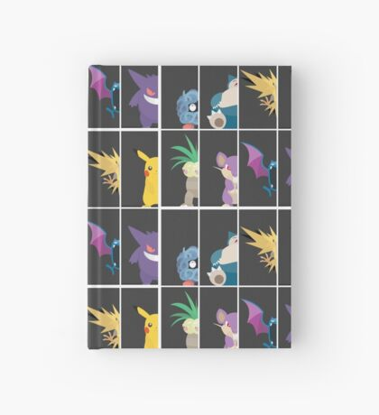 pokedex Hardcover Journal