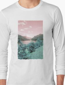 Pink sky Long Sleeve T-Shirt
