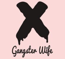 Gangster Wife - X by narcotist
