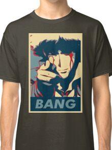 Bang - Spike Spiegel Classic T-Shirt