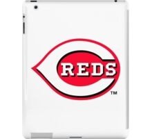 cicncinnati reds iPad Case/Skin