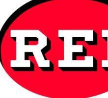 cicncinnati reds Sticker