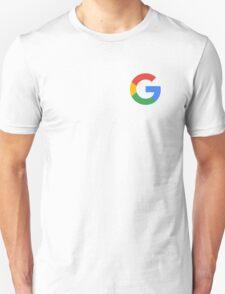 Google logo G Unisex T-Shirt