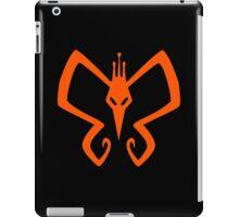 The Venture Brothers - Monarch Logo - Orange iPad Case/Skin