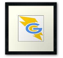grover Framed Print