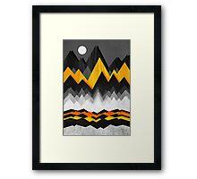 Lavaland Framed Print