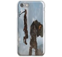 God of War - Kratos iPhone Case/Skin
