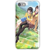 Flying Broom iPhone Case/Skin