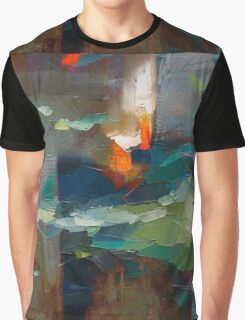 fire Graphic T-Shirt