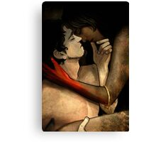 And Your Love Is Anemic Canvas Print