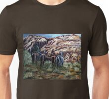 Going Home Through The Canyon Unisex T-Shirt