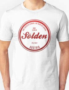 Sölden Austria Ski Resort T-Shirt