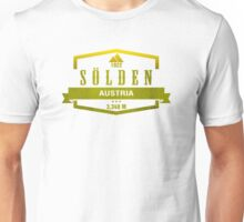 Sölden Austria Ski Resort Unisex T-Shirt