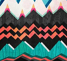Candyland - Licorice dream by Elisabeth Fredriksson