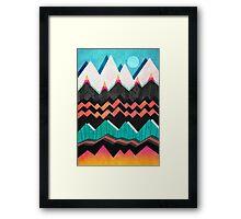 Candyland - Licorice dream Framed Print