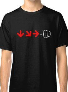 Street Fighter Combo T-shirt Classic T-Shirt