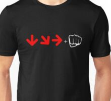 Street Fighter Combo T-shirt Unisex T-Shirt
