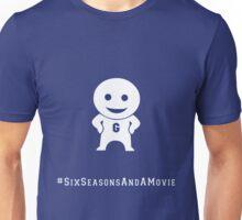 Greendale Human Being - #SixSeasonsAndAMovie Unisex T-Shirt