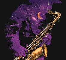 Midnight Jazz by Harry Fitriansyah