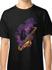 Midnight Jazz Classic T-Shirt