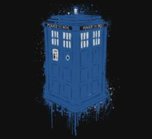 TARDIS  by trev4000