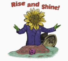 Rise and Shine Kids Tee
