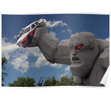 ╭∩╮( º.º )╭∩╮MONSTER MILE DOVER NASCAR ╭∩╮( º.º )╭∩╮ Poster