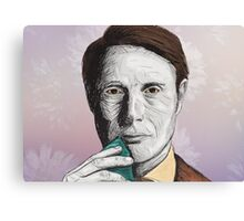 Chef Hannibal, Doctor Lecter Canvas Print
