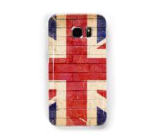 Union flag Samsung Galaxy Case/Skin